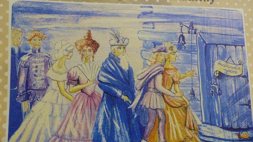Jan Brzechwa - ilustracje