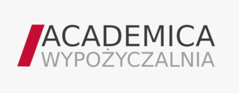 Logo cyfrowej wypożyczalni międzybibliotecznej Academica